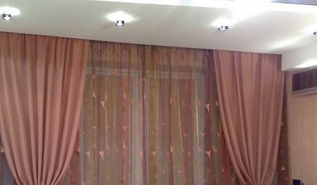 Ниша карниз для натяжного потолка