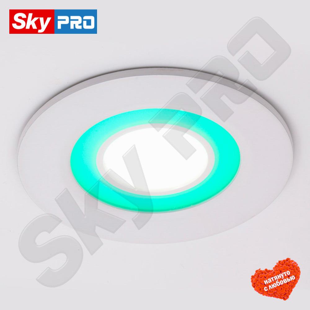 Купить светодиодный светильник Альфа x-002 6+2 w
