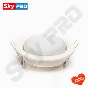 Светодиодный светильник SkyPRO 53 белый цена